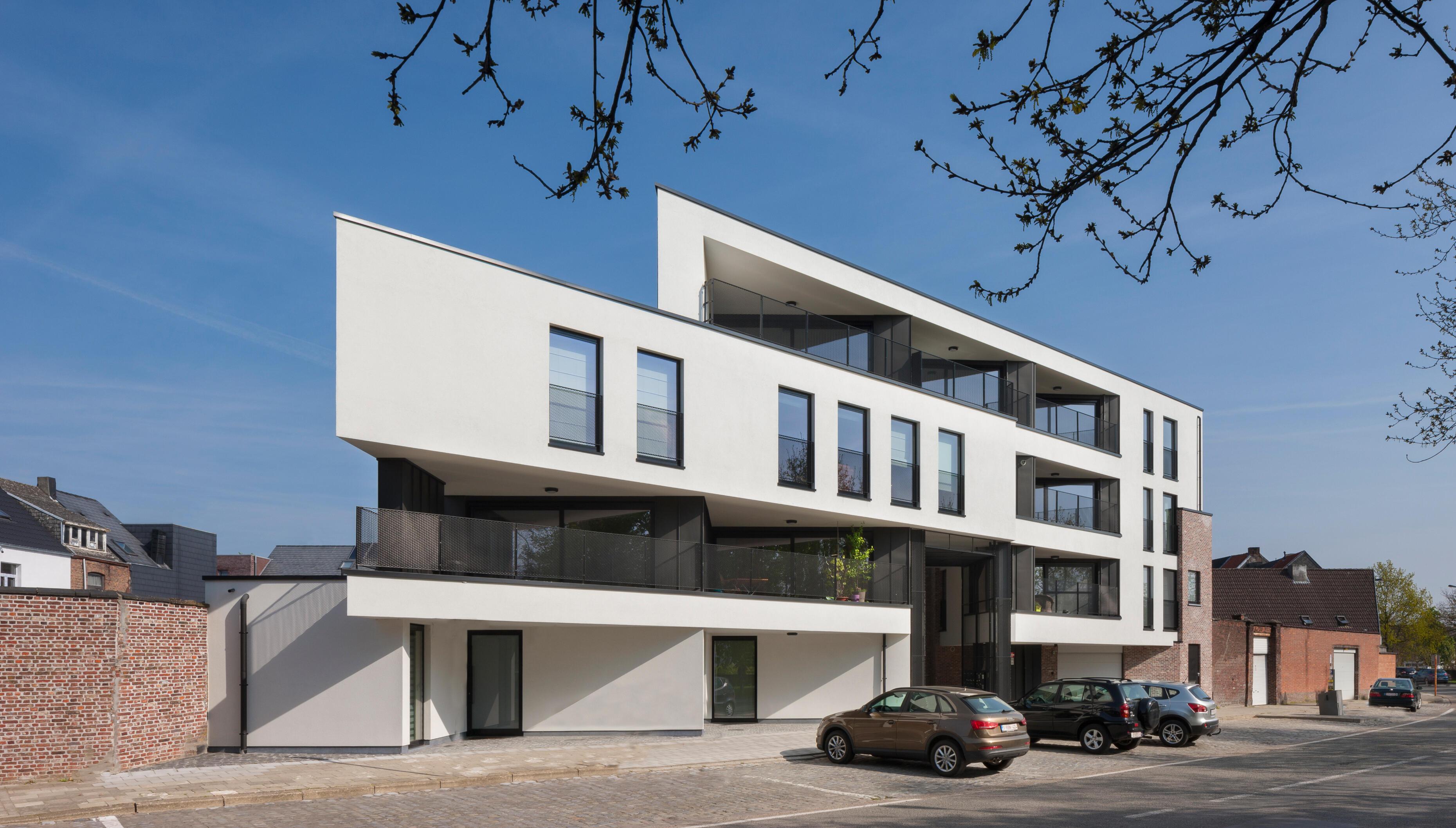 Een verhaal ap art ap art architecten for Interieur architectuur